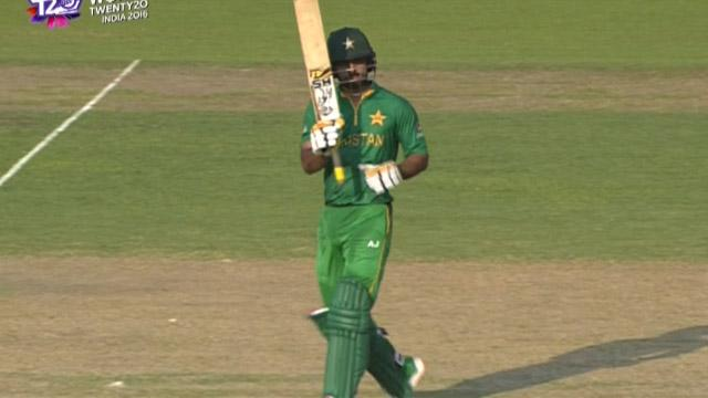 Mohammad Hafeez Match Hero for Pakistan v BAN ICC WT20 2016