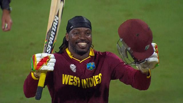 Cricket Highlights from West Indies Innings v England ICC WT20 2016