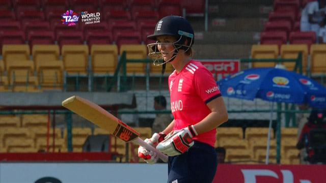 Cricket Highlights from England Innings v Bangladesh ICC Womens WT20 2016