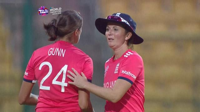 England Women prevails over plucky Bangladesh Women