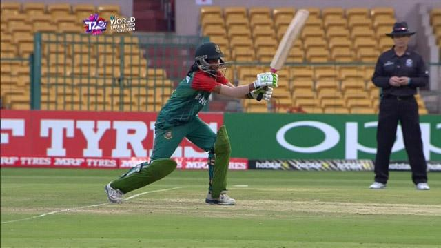 Cricket Highlights from Bangladesh Innings v England ICC Womens WT20 2016