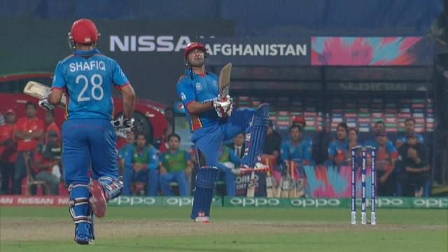 Cricket Highlights from Afghanistan Innings v Sri Lanka ICC WT20 2016