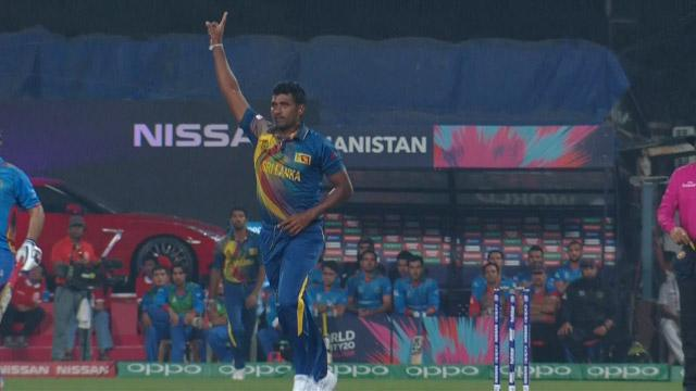 Thisara Perera Match Hero for Sri Lanka v AFG ICC WT20 2016