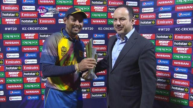 Player of the Match – Tillakaratne Dilshan – SL v AFG