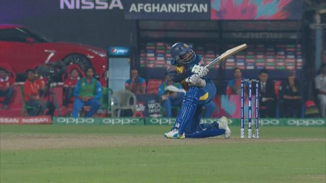 Sri Lanka Innings Super Shots v AFG ICC WT20 2016