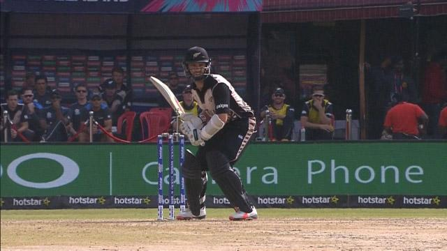 New Zealand Innings Super Shots v AUS ICC WT20 2016