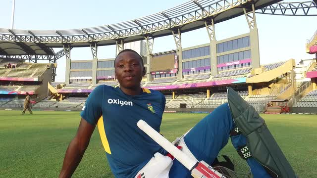 Kagiso Rabada in his own words