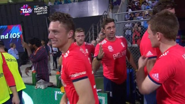 Match highlights – SA v ENG