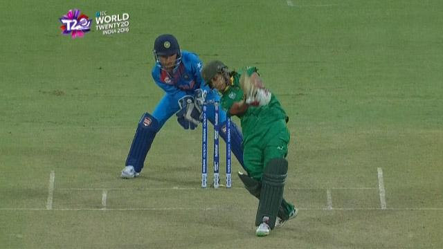 Cricket Highlights from Pakistan Innings v India ICC Womens WT20 2016