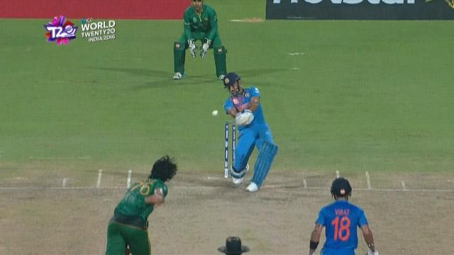 India Innings Highlights – IND v PAK