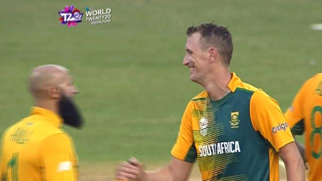Match highlights – SA v AFG