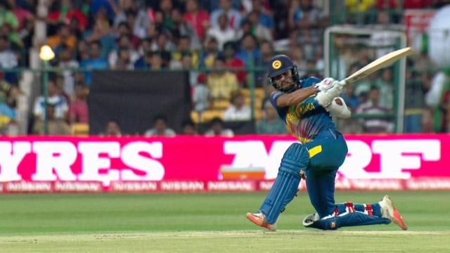 Sri Lanka Innings Super Shots v WI ICC WT20 2016