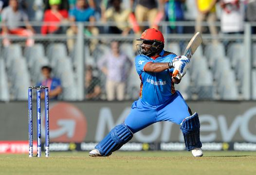 Mohammad Shahzad speaks after his 19-ball 44 v South Africa