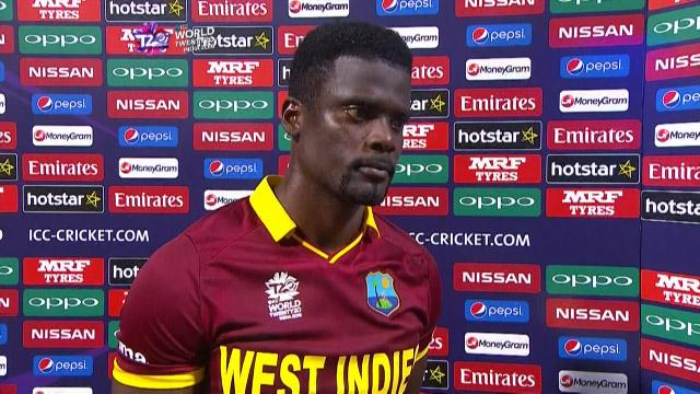 Player of the Match – Andre Fletcher – SL v WI