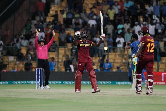 Match highlights – SL v WI