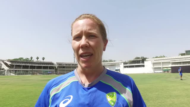 Alex Blackwell on ICC WWT20 favourites