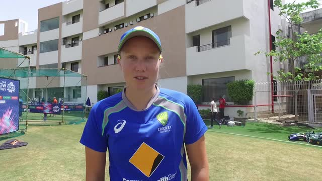 Alyssa Healy on ICC WWT20 favourites