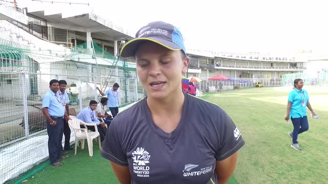 Suzie Bates on ICC WWT20 favourites