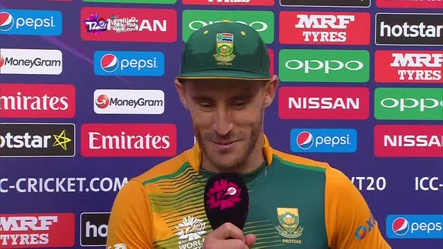 Faf du Plessis answers the #AskCaptain question