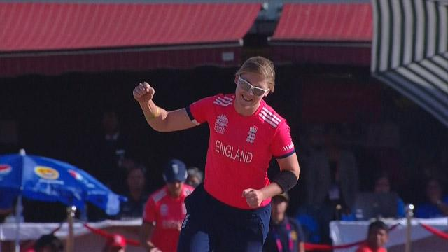 Heather Knight 3-16 for ENG V IND ICC Womens WT20 2016