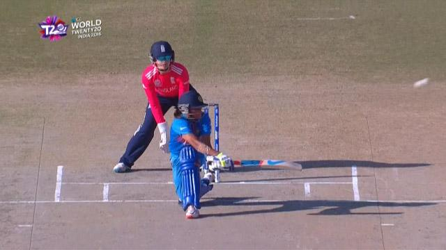 Cricket Highlights from India Innings v England ICC Womens WT20 2016