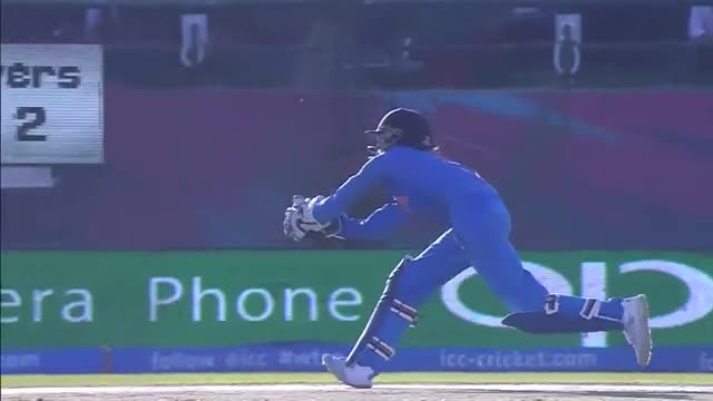 Charlotte Edwards Wicket Fall ENG V IND Video ICC Womens WT20 2016
