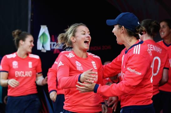 Eng Women highlights v India