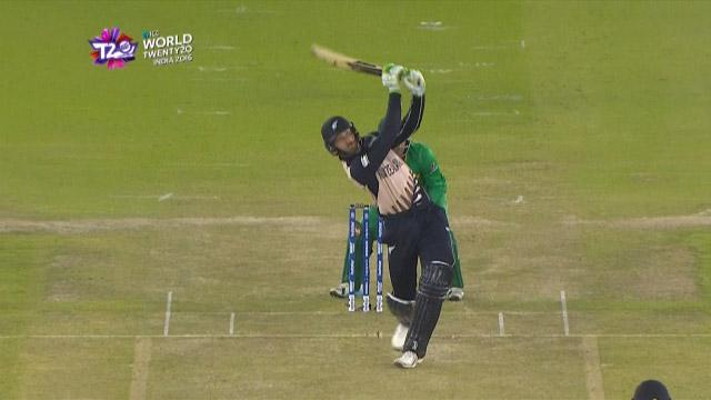 Cricket Highlights from New Zealand Innings v Pakistan ICC WT20 2016