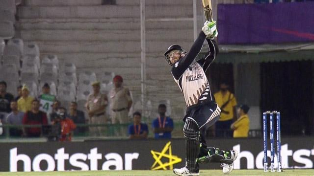 New Zealand Innings Super Shots v PAK ICC WT20 2016