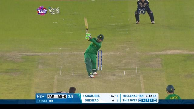 Sharjeel smashes one to smithereens!