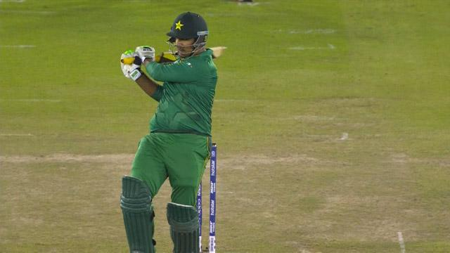 Pakistan Innings Super Shots v NZ ICC WT20 2016