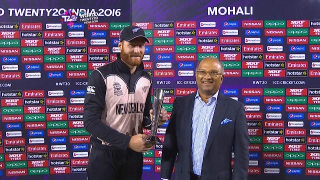 Player of the Match – Martin Guptill – NZ v PAK