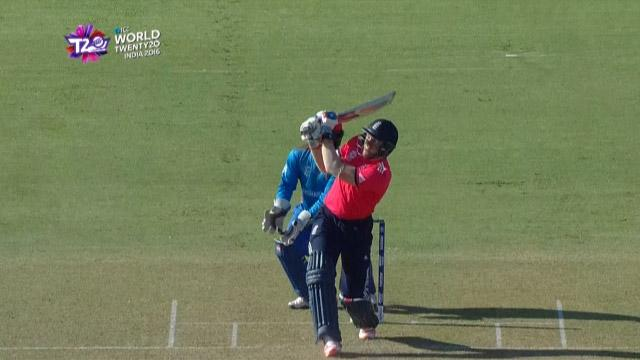 Cricket Highlights from England Innings v Afghanistan ICC WT20 2016