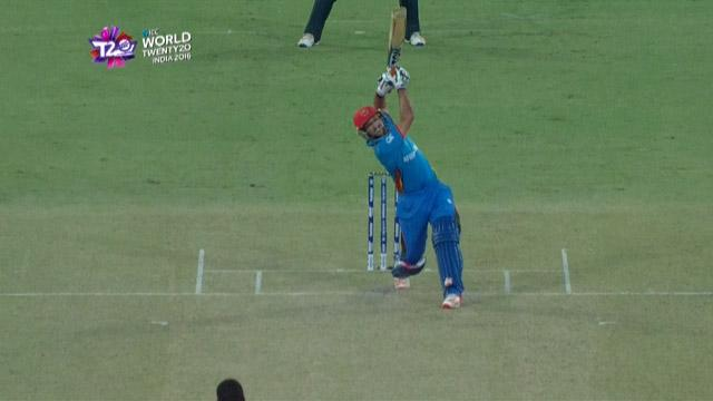 Cricket Highlights from Afghanistan Innings v England ICC WT20 2016