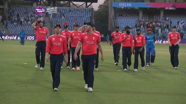 Match highlights – ENG v AFG