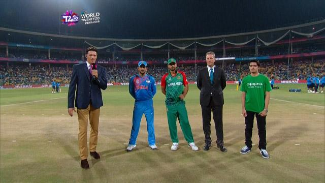 Bangladesh wins Toss against India Match 25 ICC WT20 2016