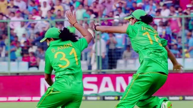 Video Preview of Pak Women v Ban Women
