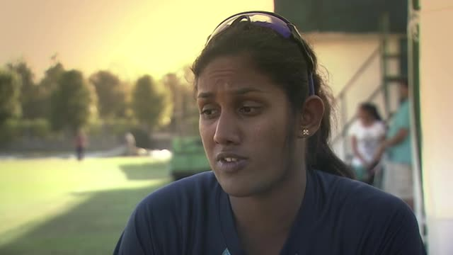 Sri Lanka Women - ICC WT20 feature