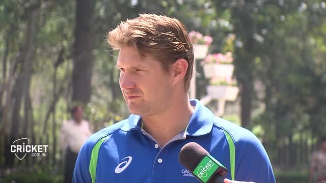 Shane Watson retires from international cricket