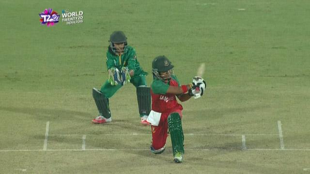 Cricket Highlights from Bangladesh Innings v Pakistan ICC Womens WT20 2016