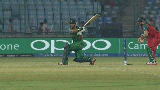 Pakistan Innings Super Shots v BAN ICC Womens WT20 2016
