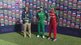 Match Presentation for PAK V BAN Match 15 ICC Womens WT20 2016
