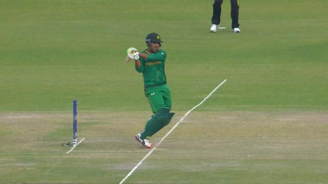 Sharjeel Khan Innings for Pakistan V Australia Video ICC WT20 2016