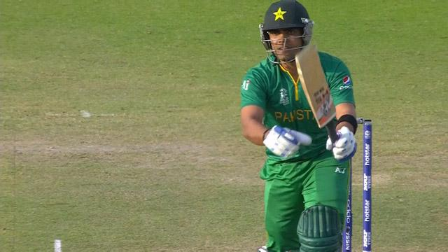 Umar Akmal Innings for Pakistan V Australia Video ICC WT20 2016
