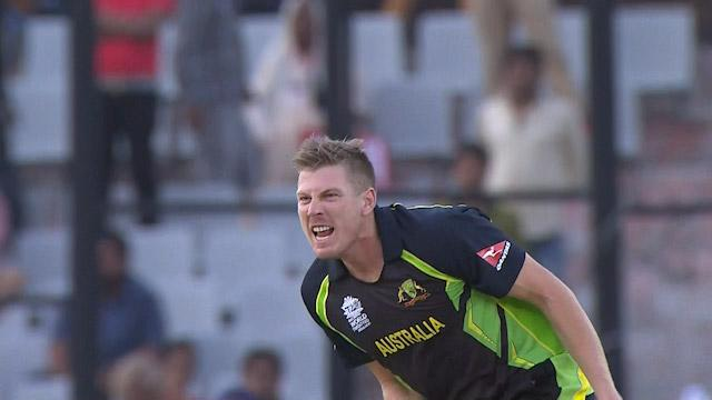 James Faulkner 5-27 for AUS V PAK ICC WT20 2016