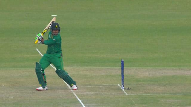 Pakistan Innings Super Shots v AUS ICC WT20 2016