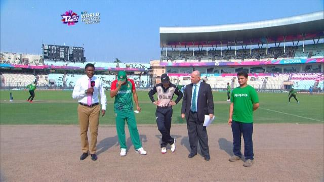 New Zealand wins Toss against Bangladesh Match 28 ICC WT20 2016