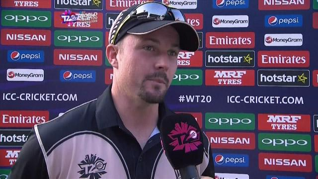 Colin Munro Interview – BAN v NZ