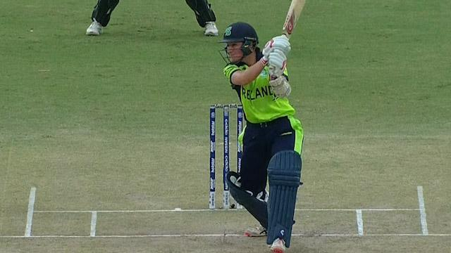Ireland Innings Super Shots v AUS ICC Womens WT20 2016