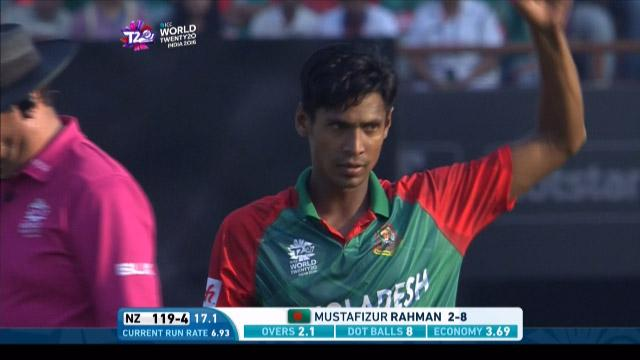 A look at Mustafizur's variations